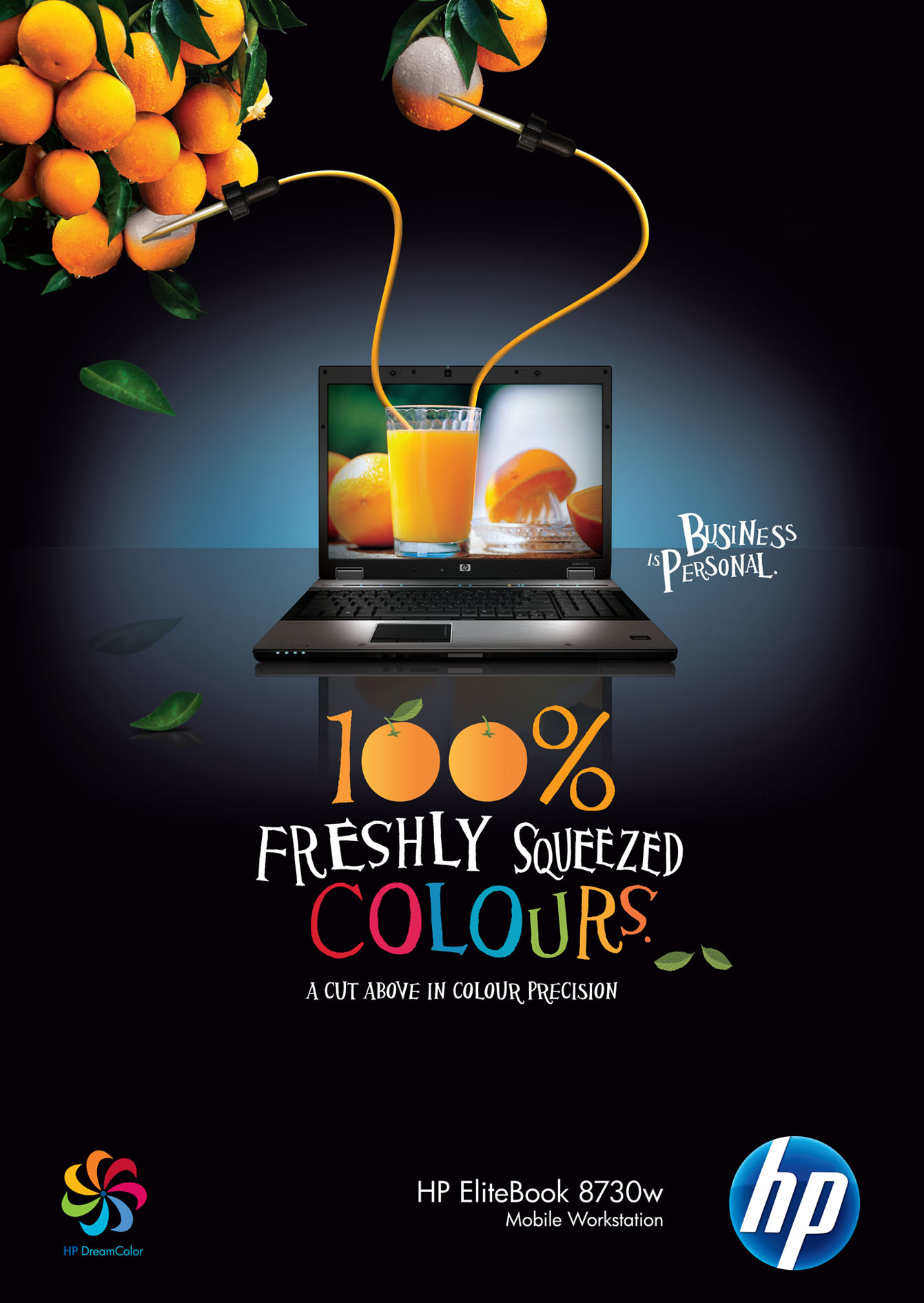 the thinc group  u00bb freshly squeezed colours